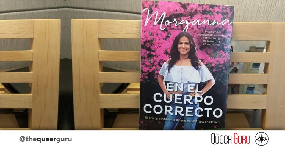 Reseña de #EnElCuerpoCorrecto, libro por Morganna Love,
