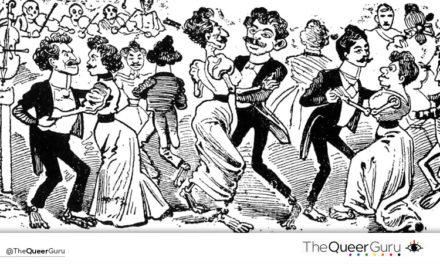 El baile de los 41 maricones #soy41