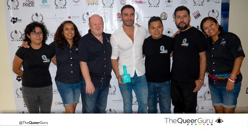 Rueda de Prensa, International Queer Film Festival Playa del Carmen 2018