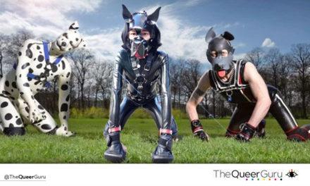 Human Pup | Maxxx, el perro humano.