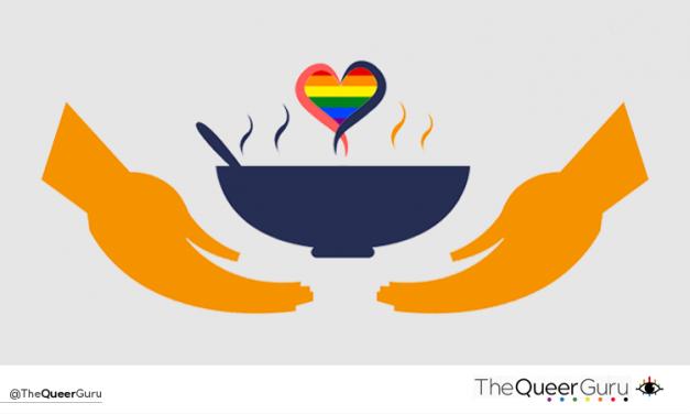 Primer comedor comunitario abastecido por la Comunidad LGBT+ y aliados en Playa del Carmen   Puedes contar conmigo
