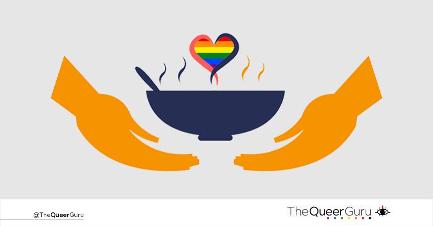 Primer comedor comunitario abastecido por la Comunidad LGBT+ y aliados en Playa del Carmen | Puedes contar conmigo
